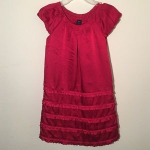 Gap Kids Red Dress